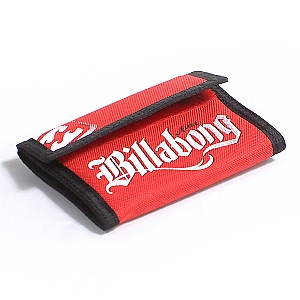 Pipeline Wallet - Red