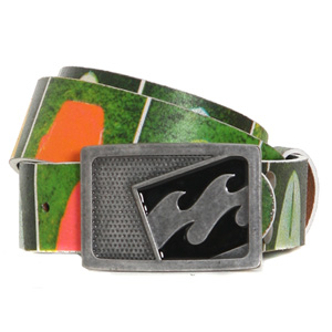 Surf Tail Leather belt
