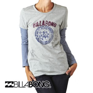 T-Shirts - Billabong Lidy T-Shirt -