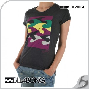 T-Shirts - Billabong Ourida T-Shirt -