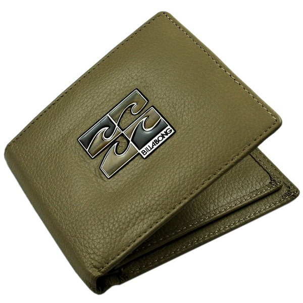 Tan Decept Icon Wallet by