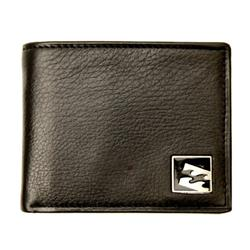 Texas Leather Wallet - Black