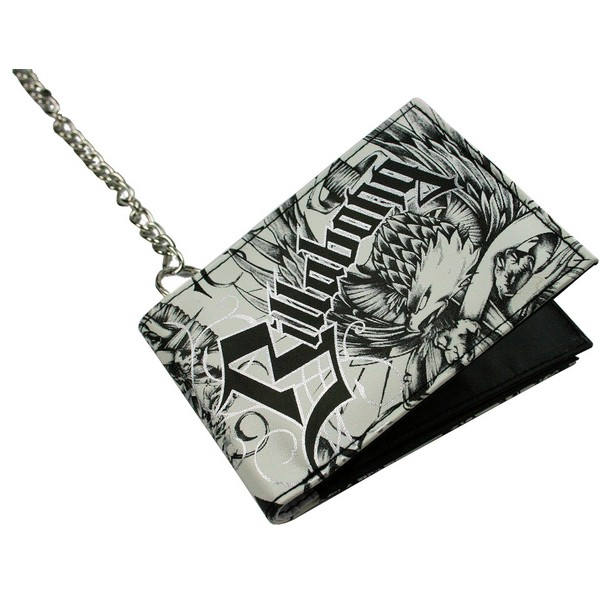 White Ink D Wallet by