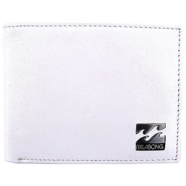 White Texas Wallet by