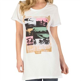 Womens Curtis T-Shirt White