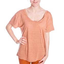Womens Javier T-Shirt - Sunrust