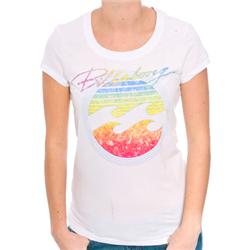 Womens Lysander T-Shirt - White