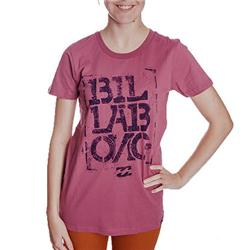 Womens Reminder T-Shirt - Deep Berry