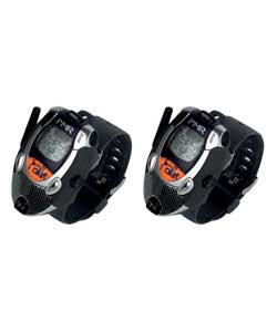 Expedition 2 Way Radio Watch