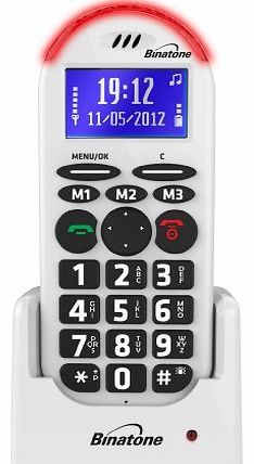 Speakeasy 210 Big Button GSM Mobile Phone