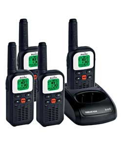 Terrain 650 Two Way Radio - Quad Plus