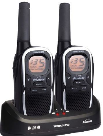 Terrain 750 Twin Walkie Talkie