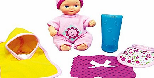 Bino Mini Doll Set (Pink)