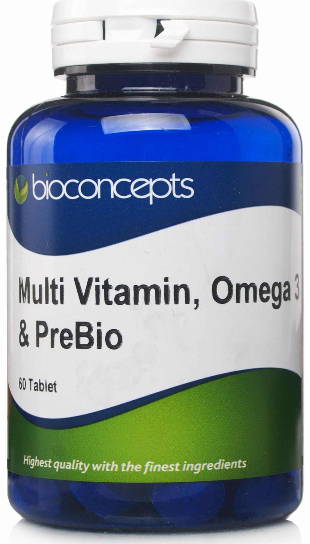 Multivitamin with Omega 3 and