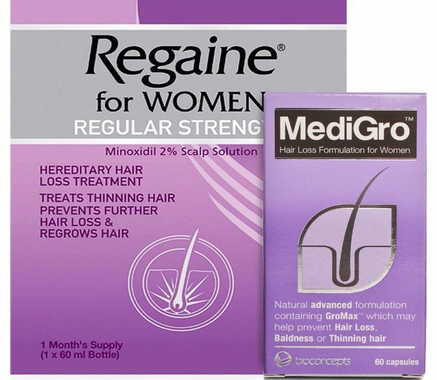 hairloss women