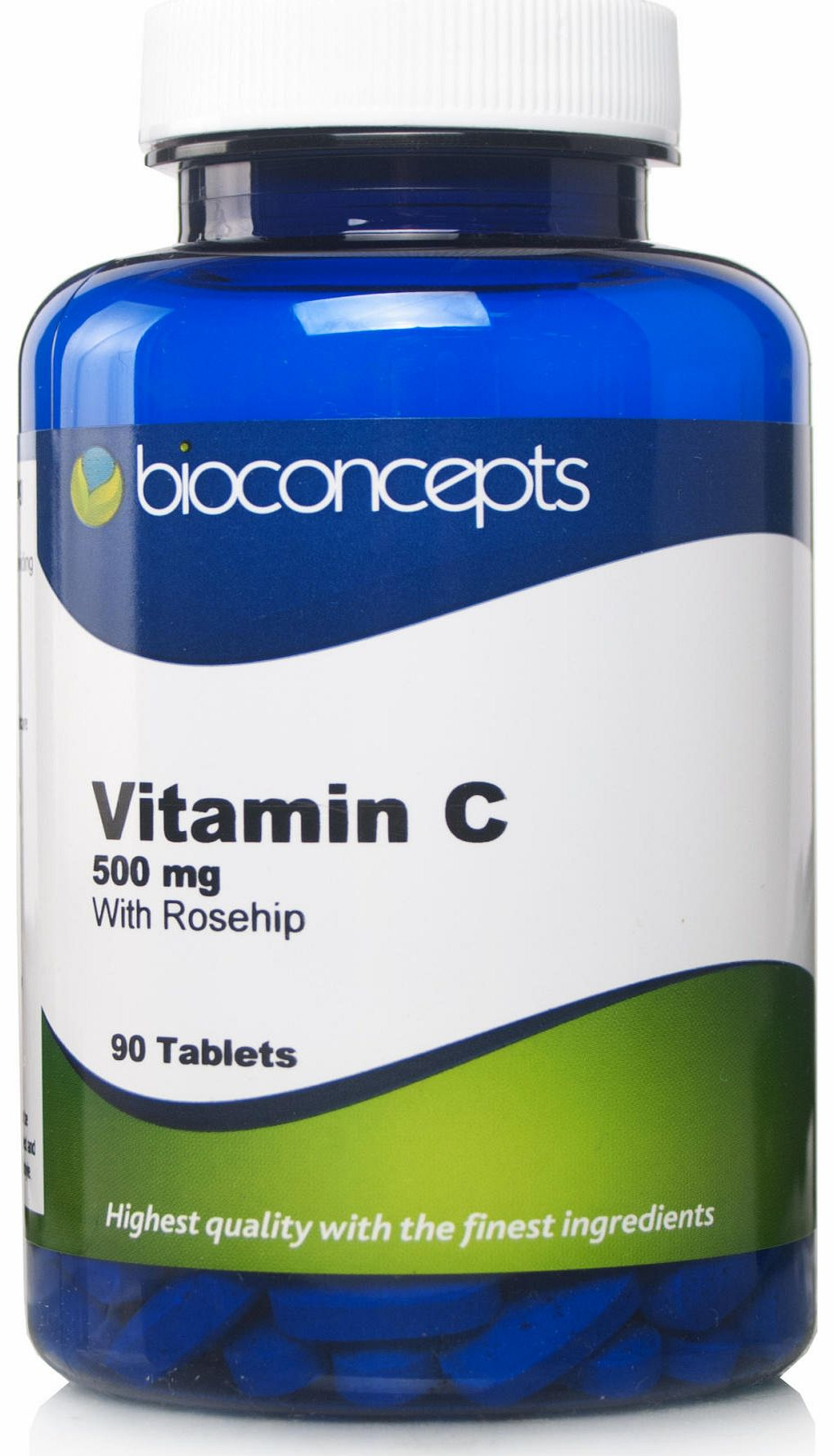 Vitamin C with Rosehip Tablets
