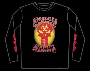 Punishment Long Sleeved T-Shirt