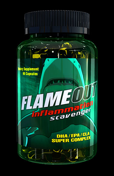 Flameout (90 Capsules)