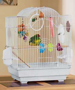 Cage Kit for Budgies and Parakeets