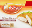 2 Crispy Chicken (190g) Cheapest in Sainsburys Today! On Offer