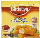 Crispy Chicken Dippers (24 per pack -