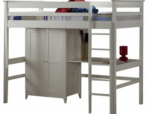 Cotswold High Sleeper, Ivory