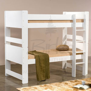 Cube 3FT Single Wooden Bunk Bed