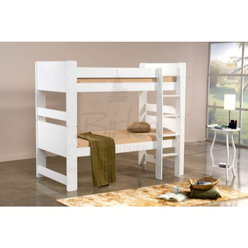 Furniture Cube Bunk Bed in White