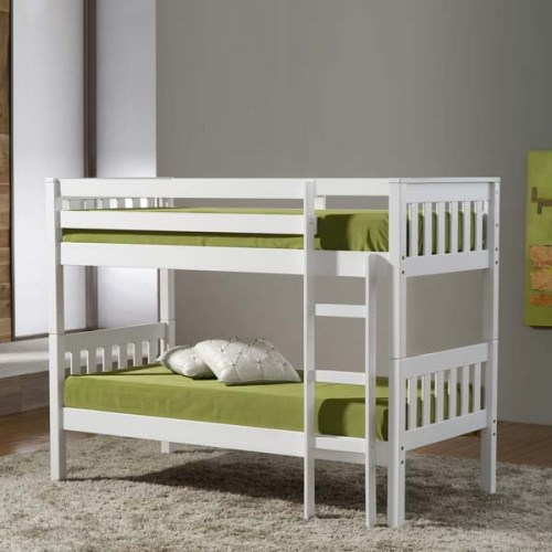 Birlea Furniture Seattle Solid Pine Bunk Bed in