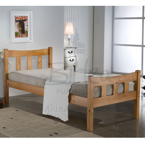 Miami 3FT Single Bedstead