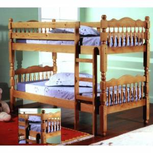Birlea WESTON Wooden Bunk Bed