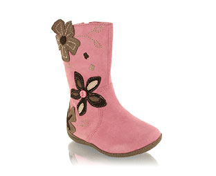 Adorable Floral Boot