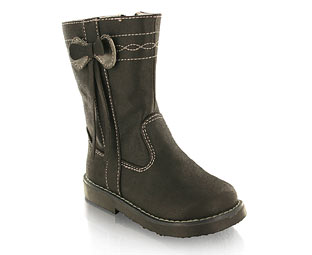 Casual Boot With Trim Feature - Nursery