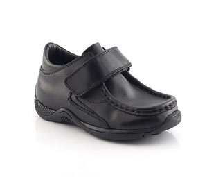 Leather Single Velcro Casual