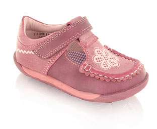 T-Bar Casual Shoe - Nursery