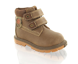 Twin Velcro Casual Boot