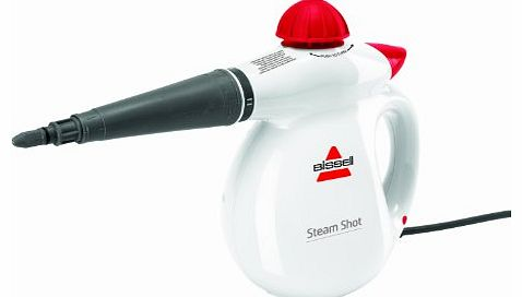 Steam Shot, 1000 Watts, White