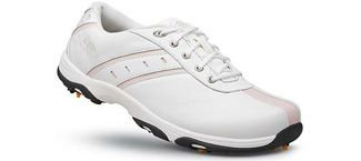 BIOLITE LADIES GOLF SHOE Black/Natural/White / 5