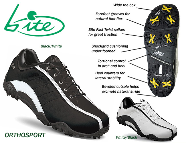 Biosport Shoes (Black)