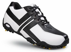 Crobar Golf Shoe White/Black