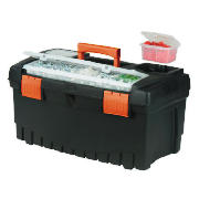 22 Hammer Tool Box With Organiser