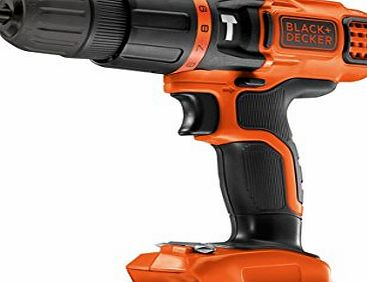 BLACK DECKER Black   Decker BDCH188N-XJ 18 V Hammer Drill (Bare Unit)