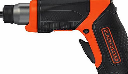 BLACK DECKER Black   Decker CS3653LC-GB 3.6 V Li-Ion Screwdriver
