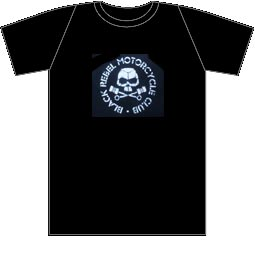 Rebel Motorcycle Club - Biker T-Shirt