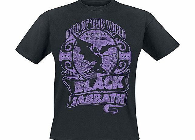 Lord Of This World T-Shirt black L