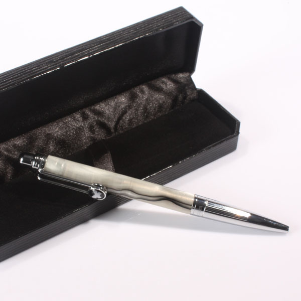 Swirl Pen With Personalised Gift Box