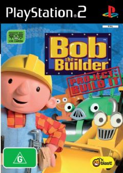 Bob The Builder Eye Toy PS2