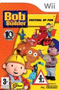 Bob The Builder Festival Of Fun Wii