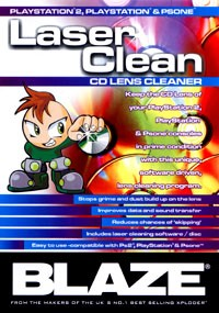 Laser Clean PS2