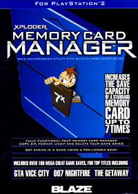 Memory Card Manager